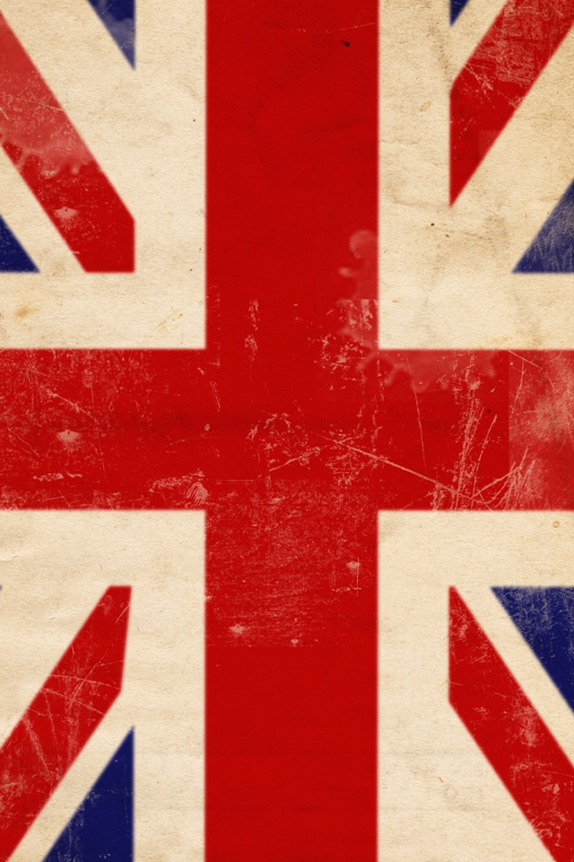 Union Jack British Flag Wallpaper Hd High Definition Hd 640x960