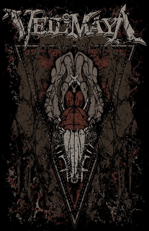 Veil Of Maya Wallpaper 517x800