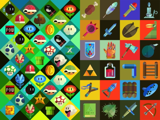 GameSetWatch Classic Video Game IPhone Wallpapers 640x480