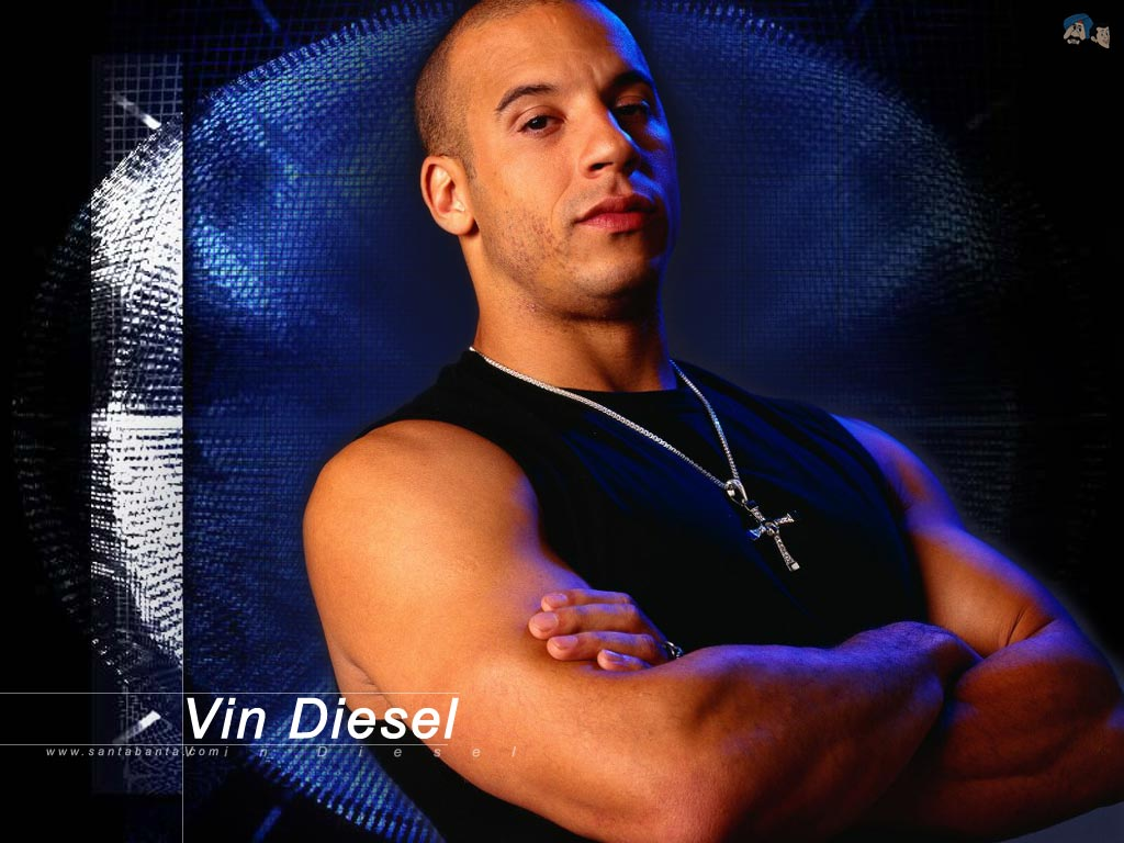 Vin Diesel Wallpapers  Free Download HD New Hollywood Actors Images 1024x768