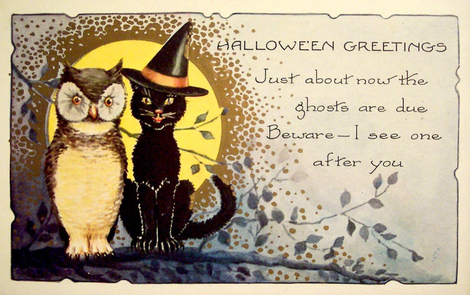 samhain images greetings