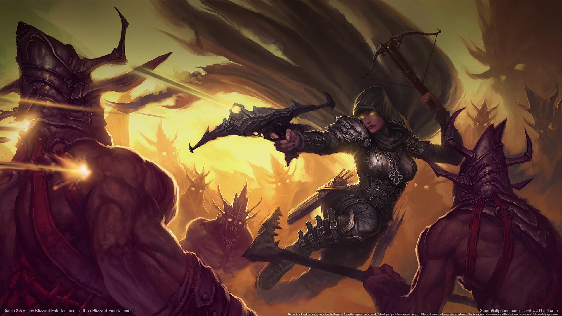 Orc Hunter World Of Warcraft Hd Wide Hd Desktop Wallpaper High