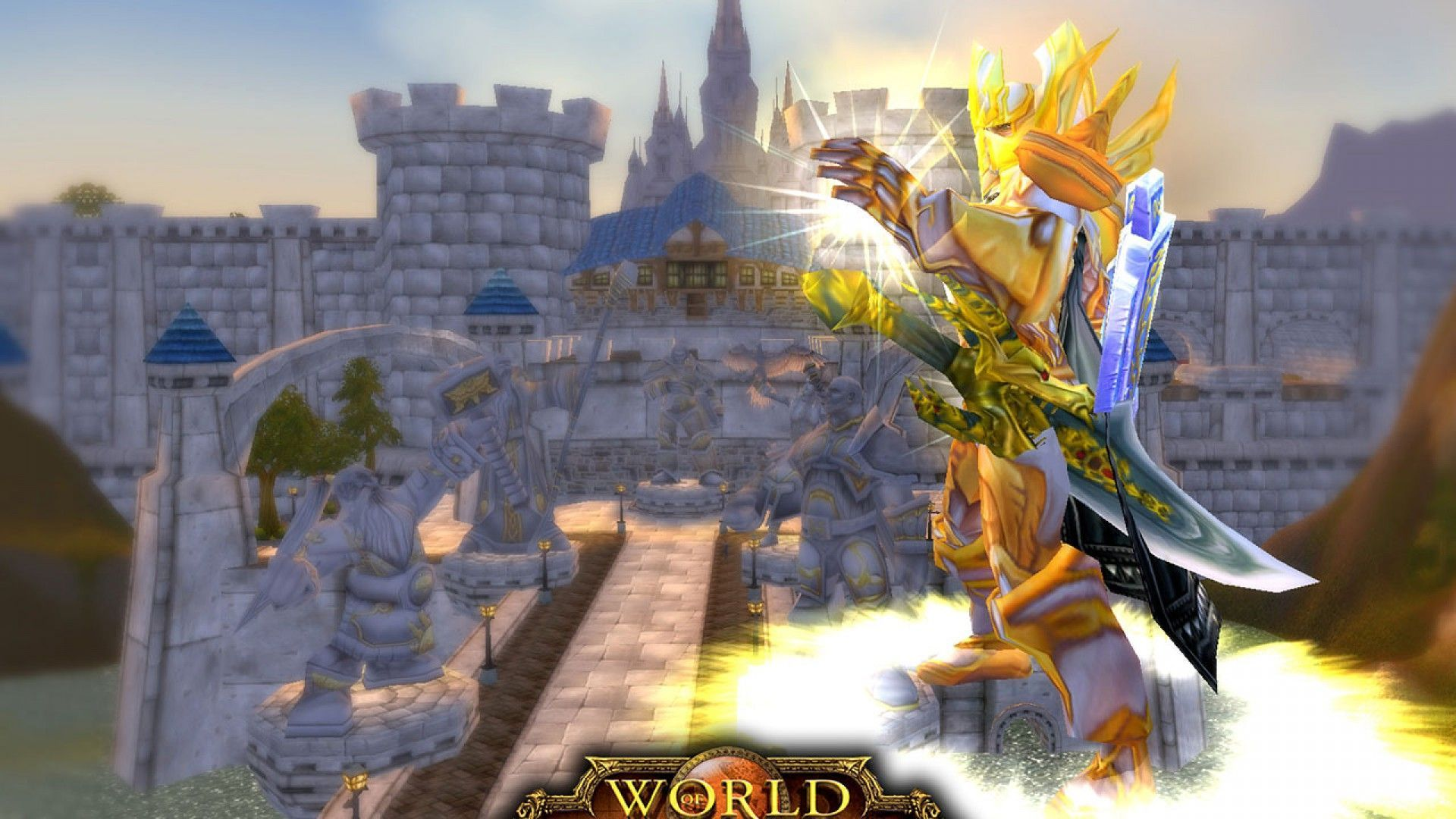 World Of Warcraft Wallpaper Paladin Wallpaper 1920x1080