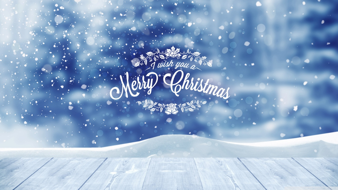 Merry Christmas Wallpapers Hd Pictures One Hd Wallpaper 1366x768