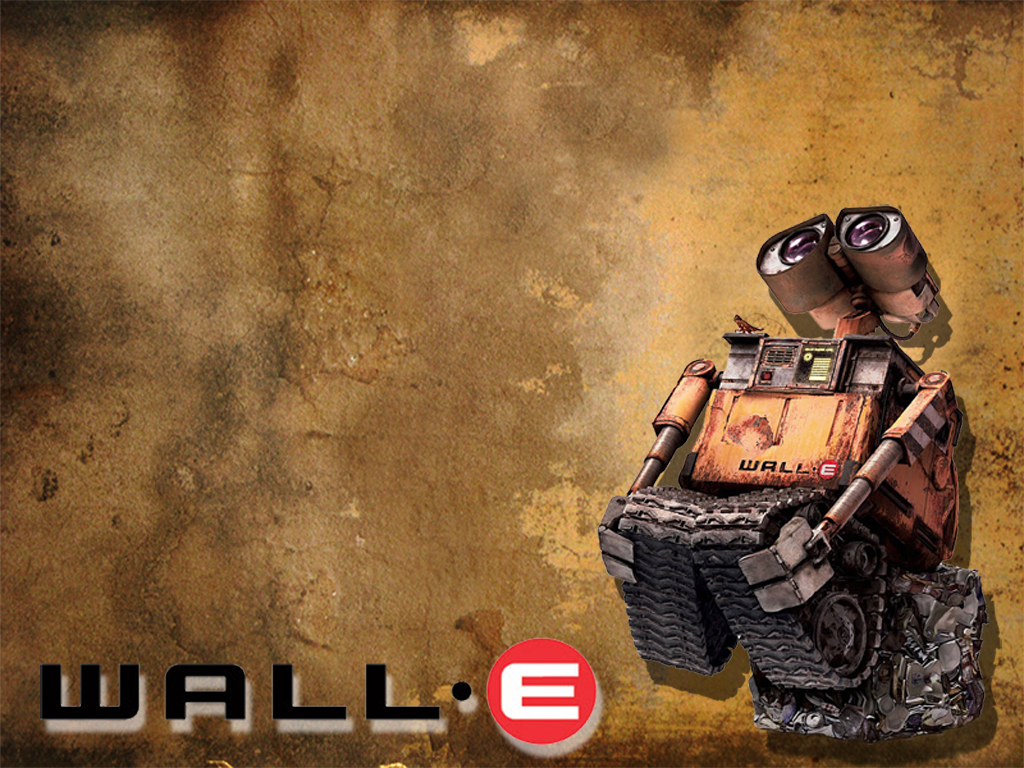 Wall E Wallpapers Hd Download 1024x768