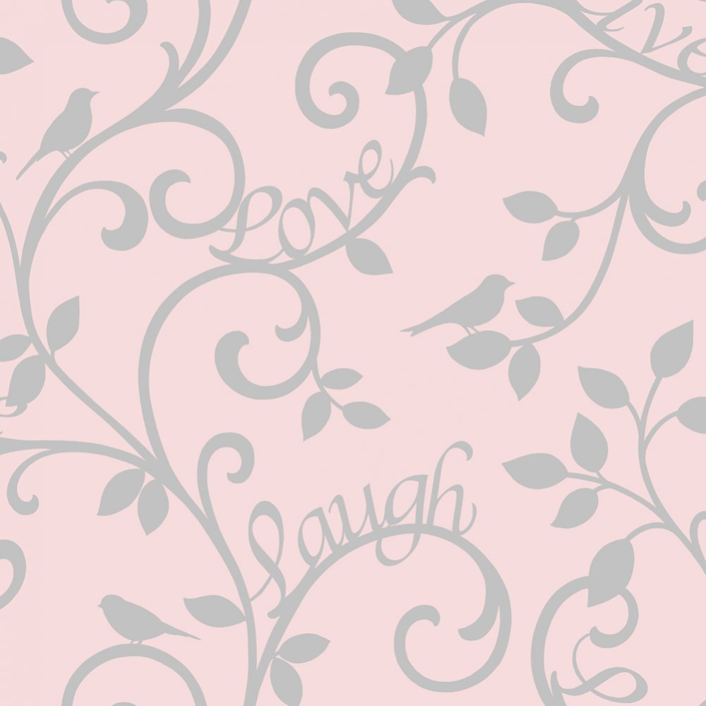 Images About Cute Wallpapers Floral Pattern Pink On