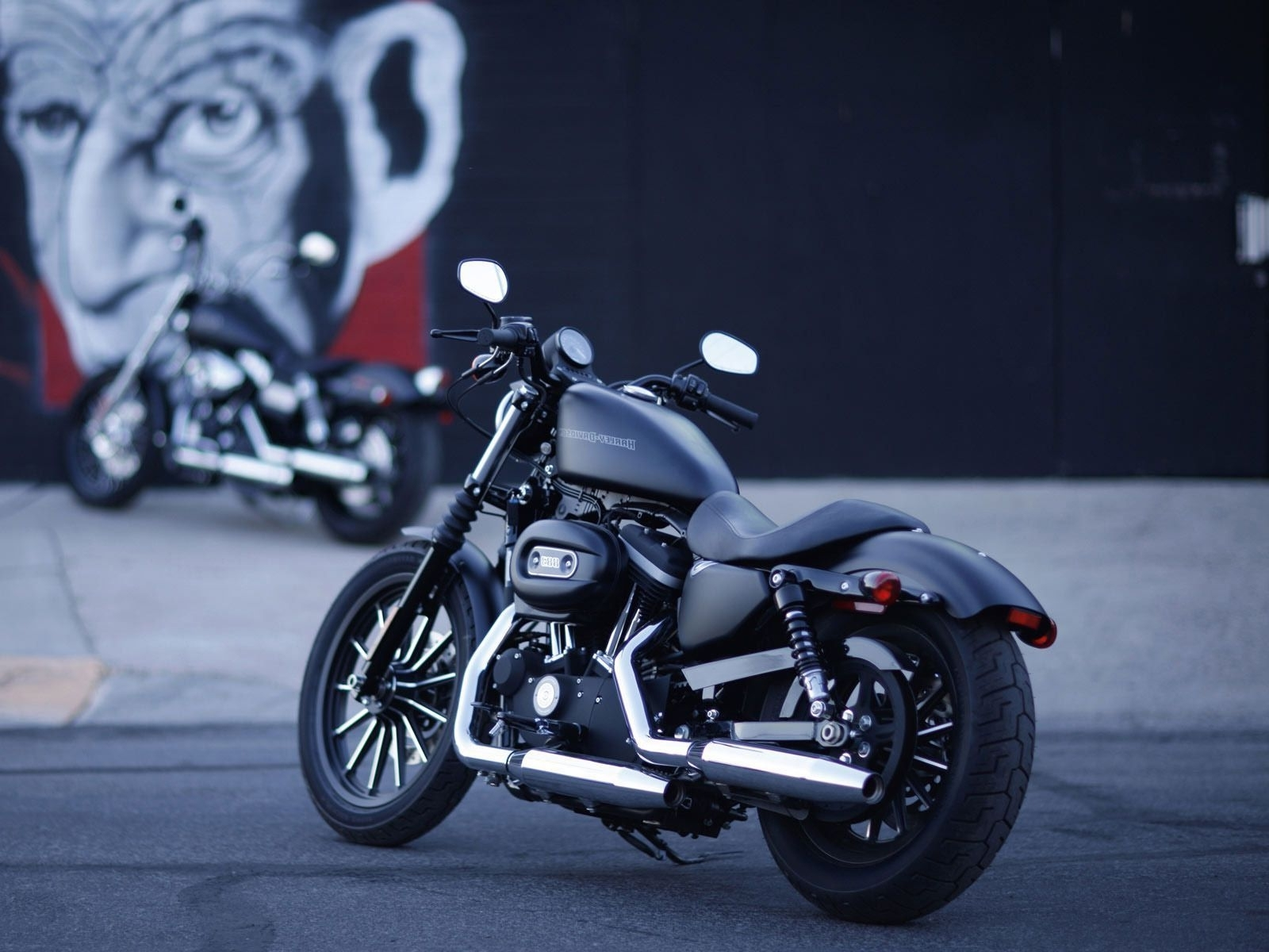wallpaper harley davidson 046