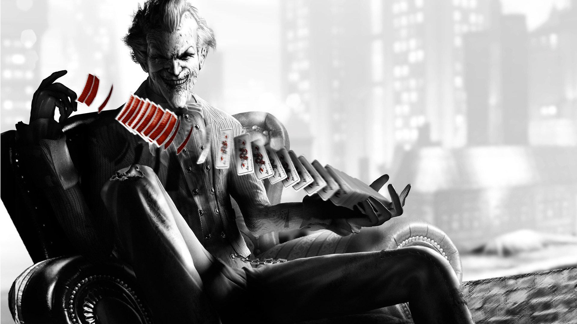 Batman and Joker iPhone Wallpaper 1920x1080