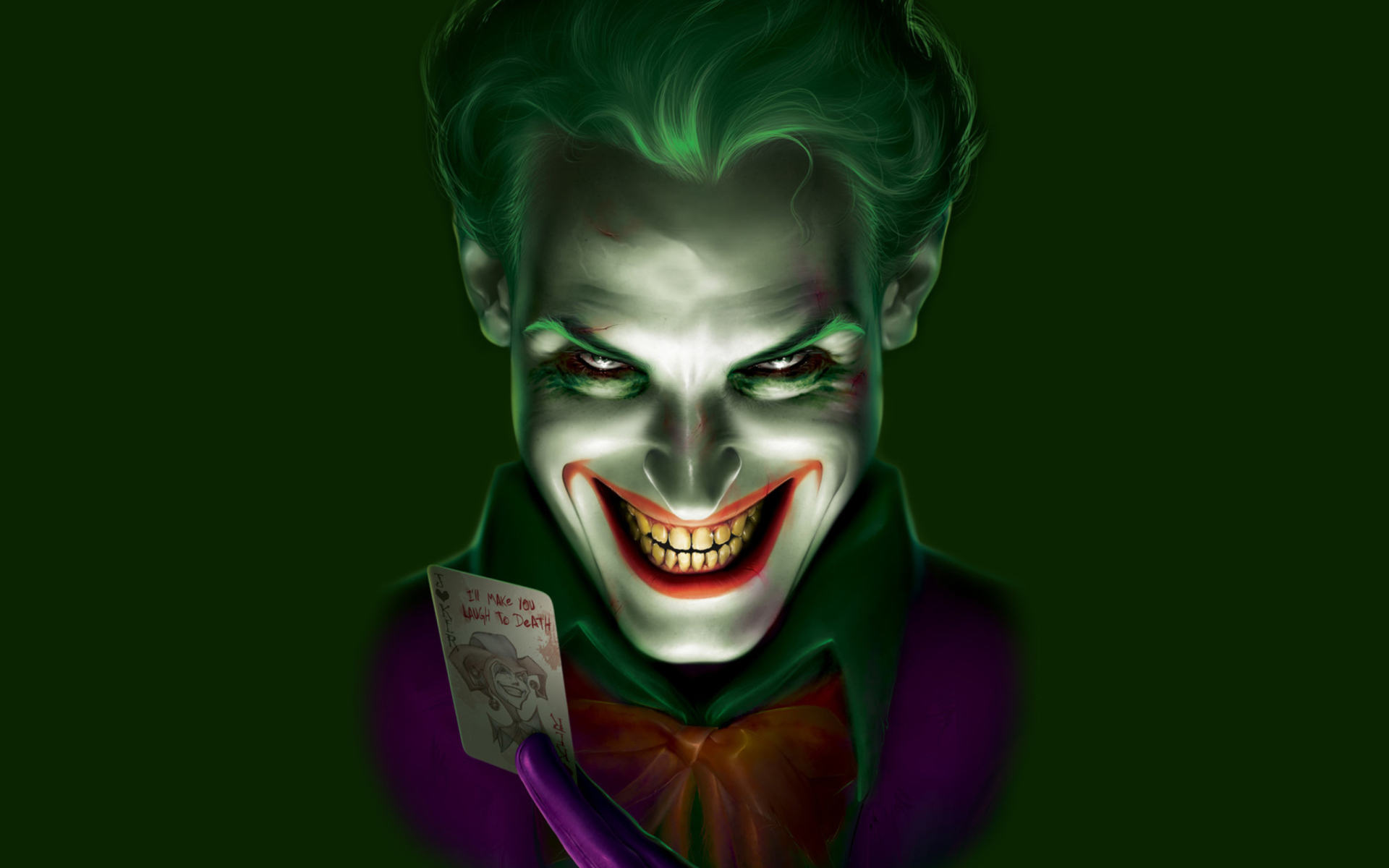 Joker Hd Desktop Wallpaper High Definition Fullscreen Mobile