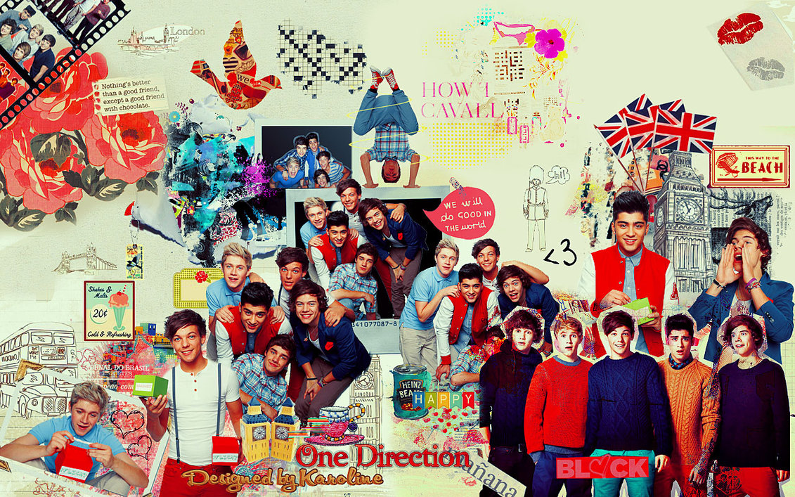 Tumblr collages one direction images amp pictures becuo - One Direction Hd Wallpapers Backgrounds Wallpaper 1131 707