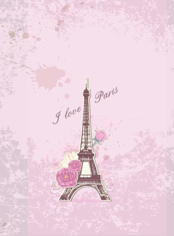 Wallpaper Paris Cute (17 Wallpapers)