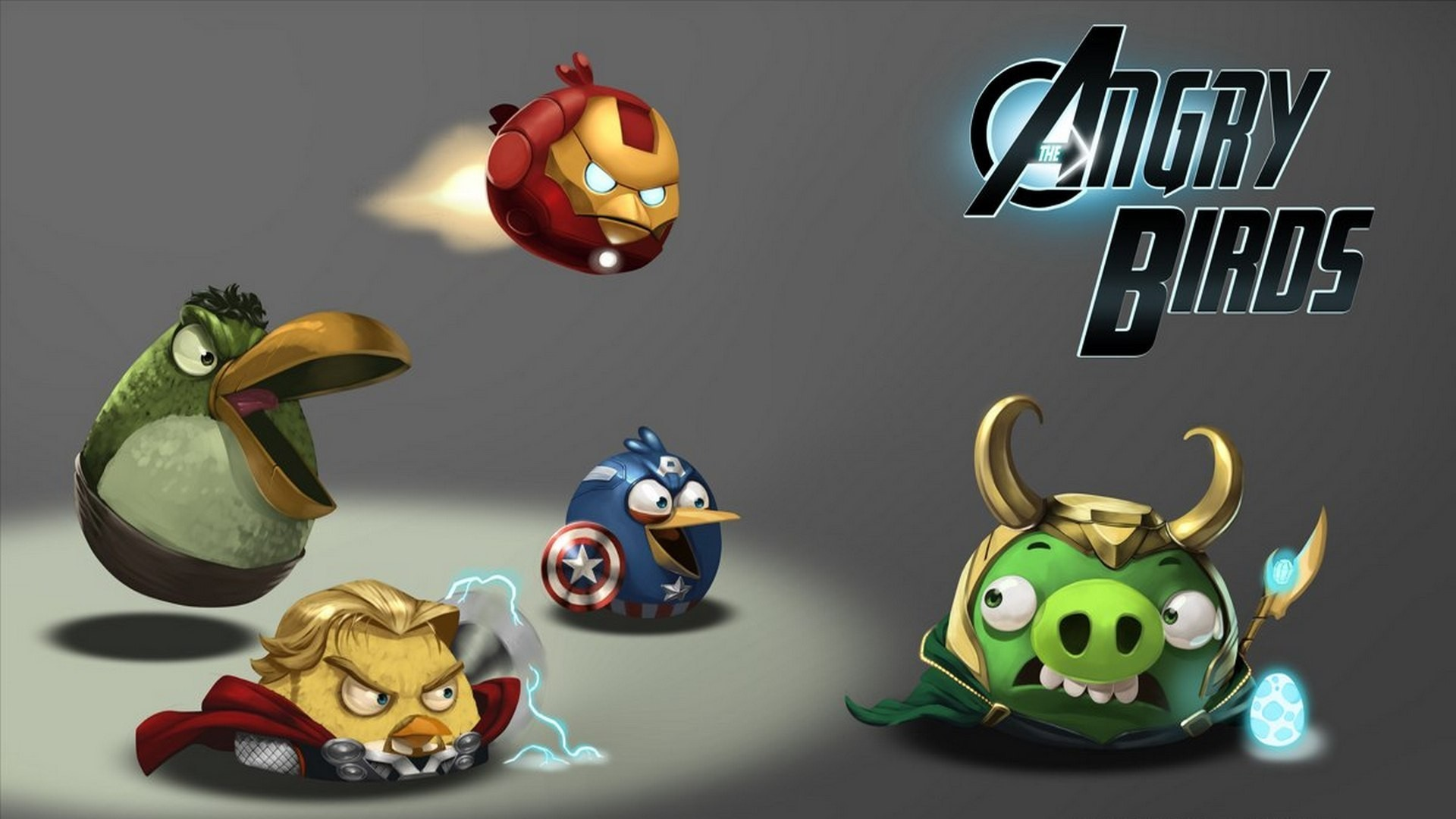 Angry Birds Star Wars Wallpaper 1920x1080