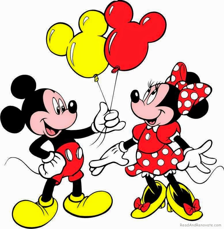 Wallpapers Mickey And Minnie Mouse 044