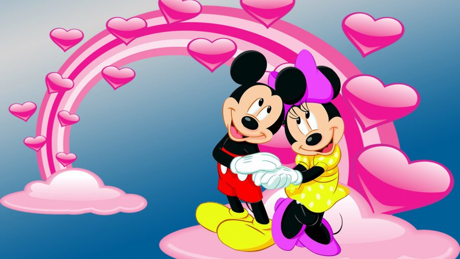 Wallpapers Mickey And Minnie Mouse 046