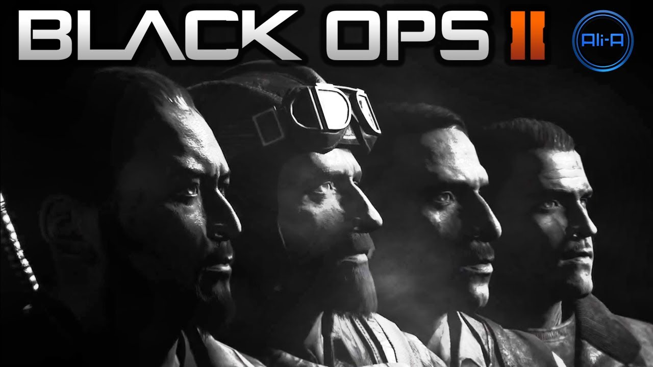 Call Of Duty Black Ops Ii Wallpapers Wallpaper 1280x720