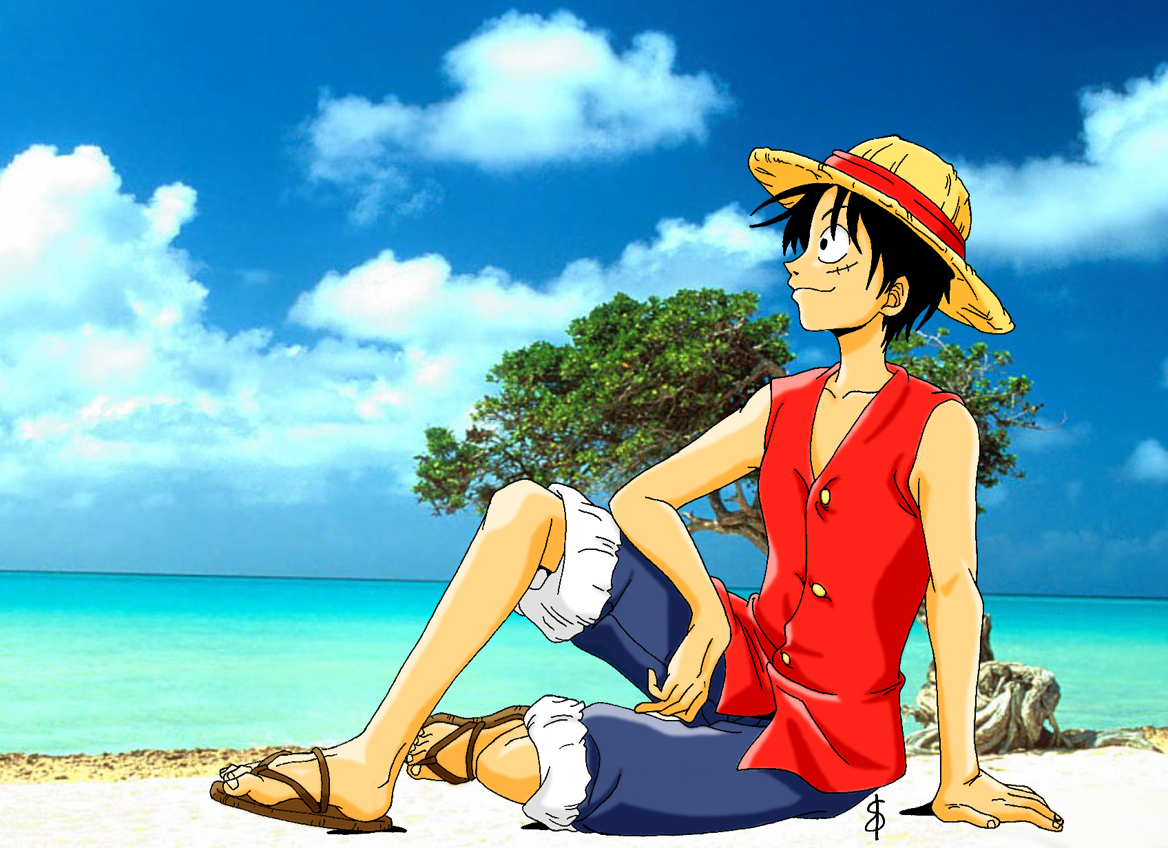 One Piece Wallpapers HD Group  1696x1232