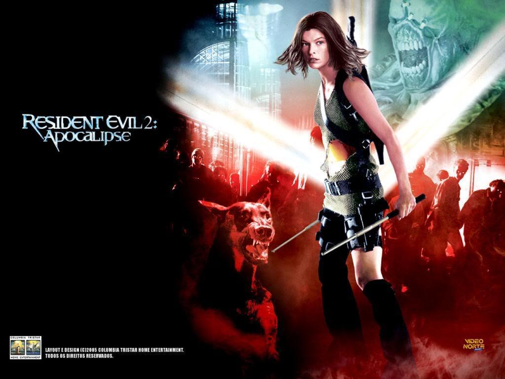 Resident Evil Wallpapers 1024x768