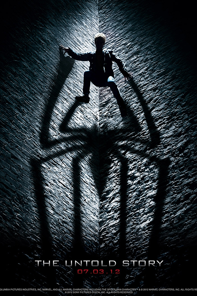 Spiderman OT HD Desktop Wallpaper High Definition Mobile 640x960