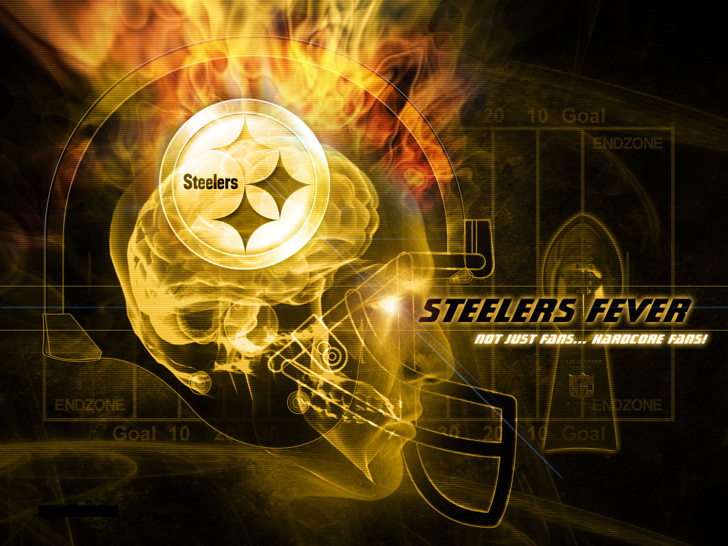 Pittsburgh Steelers Logo Wallpapers Group  1024x768