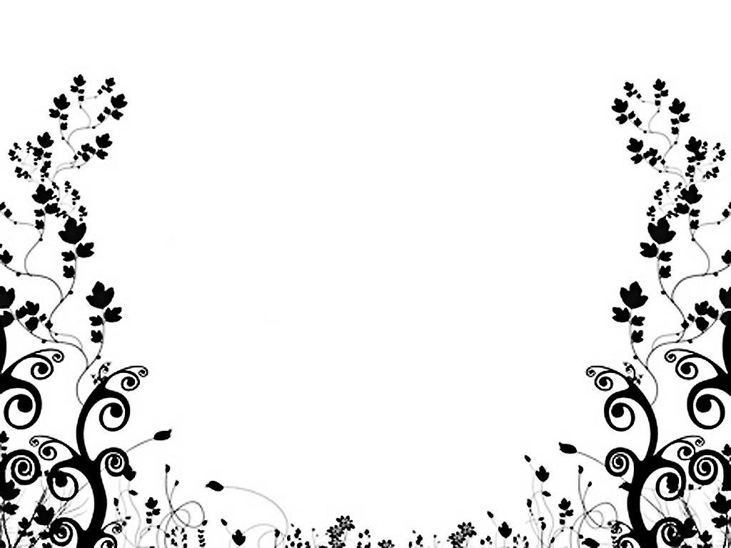 Черно белые узоры для открыток, летие свадьбы