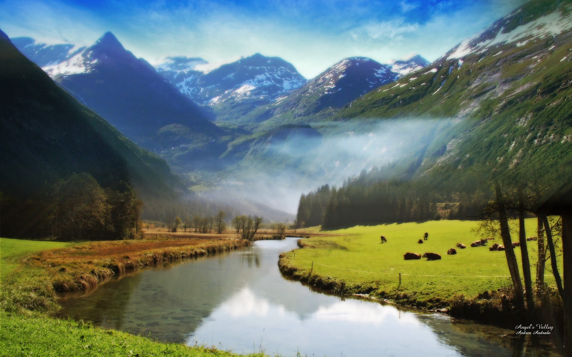 Widescreen Wallpapers Nature 40 Wallpapers – Adorable Wallpapers