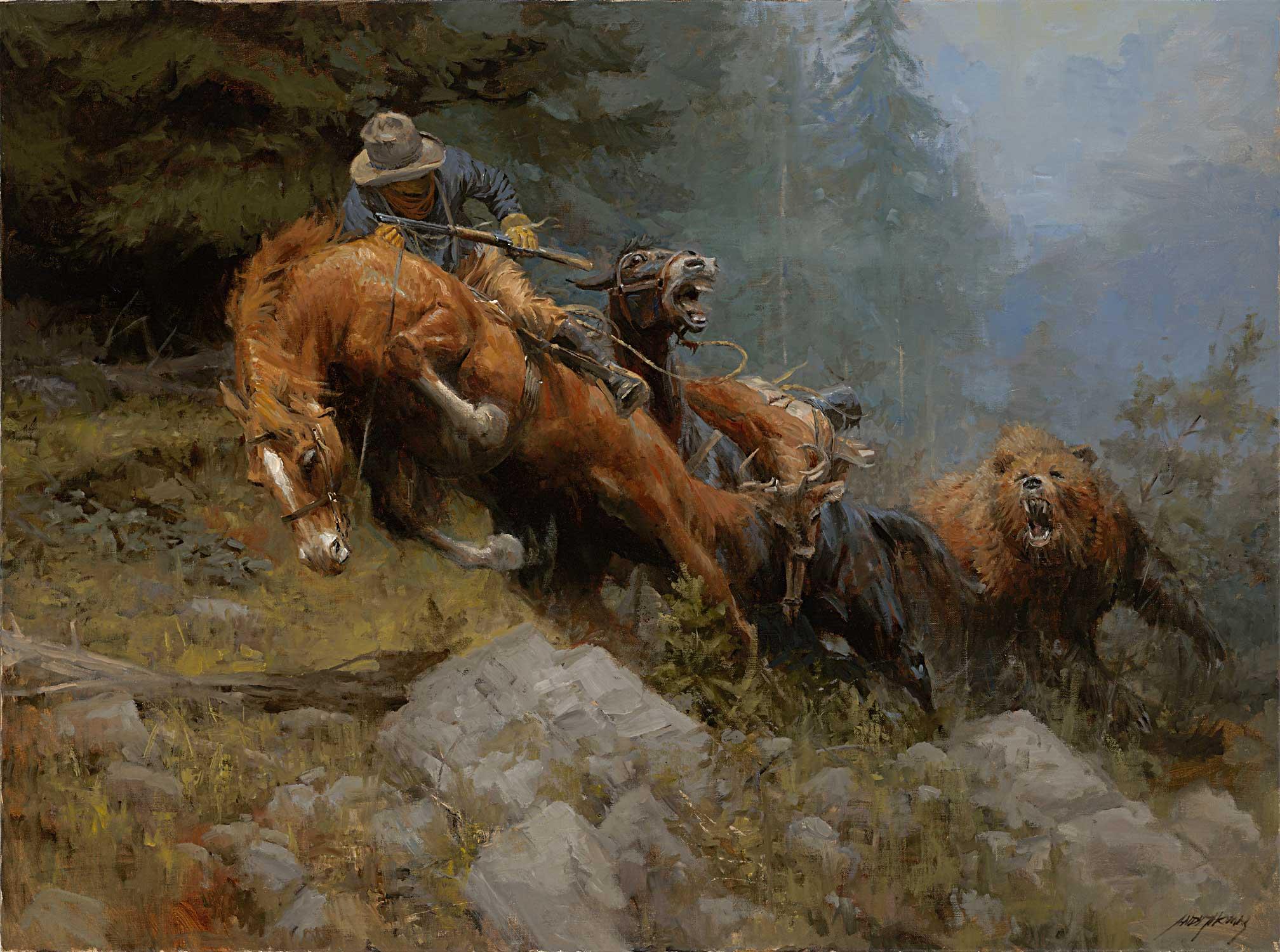 wild west wallpaper-#36