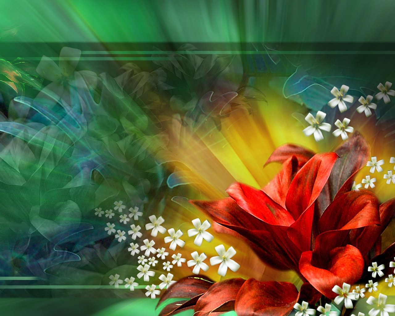 Windows 7 3D Wallpaper Free Download 010
