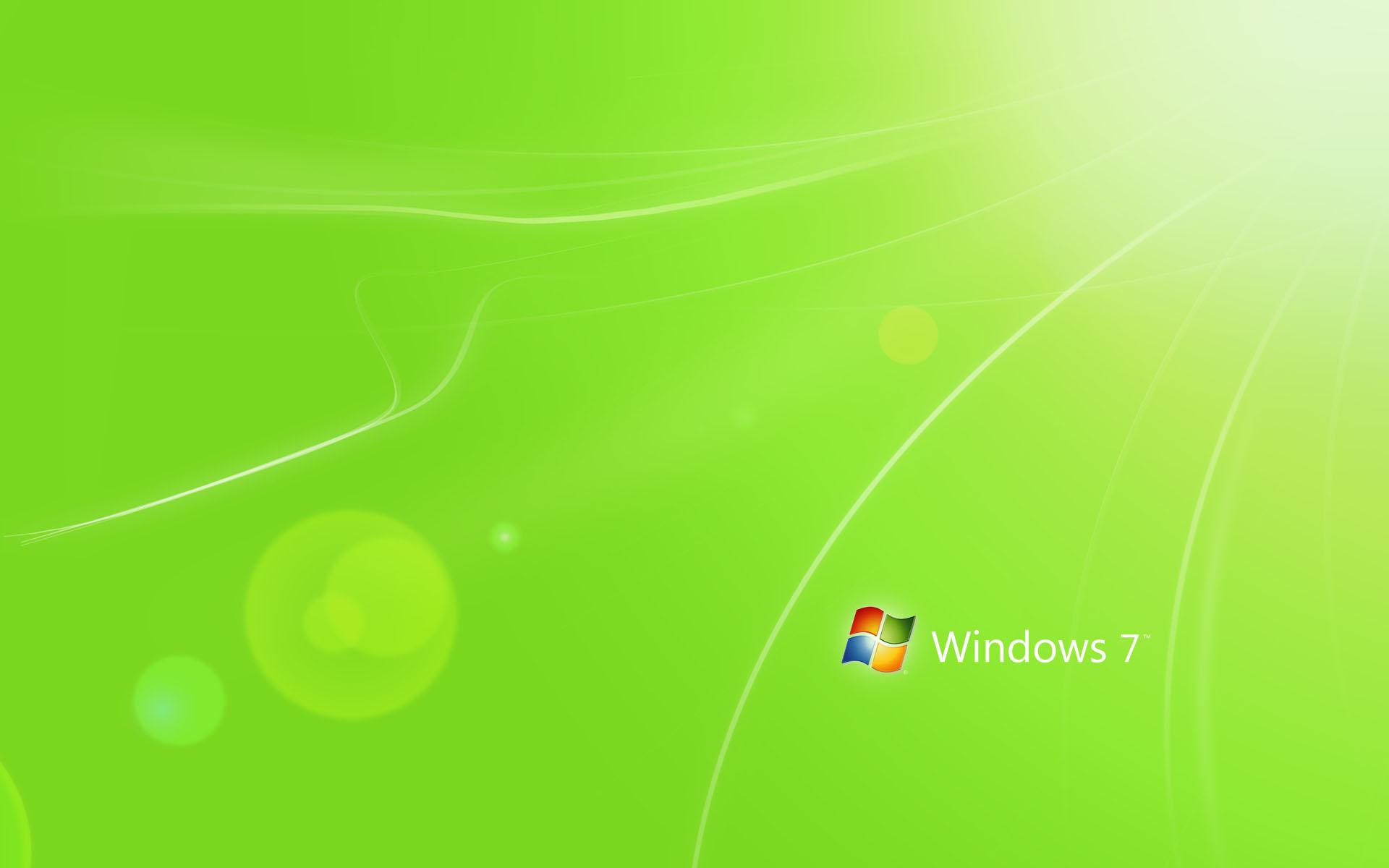 windows 7 green wallpapers 50 wallpapers