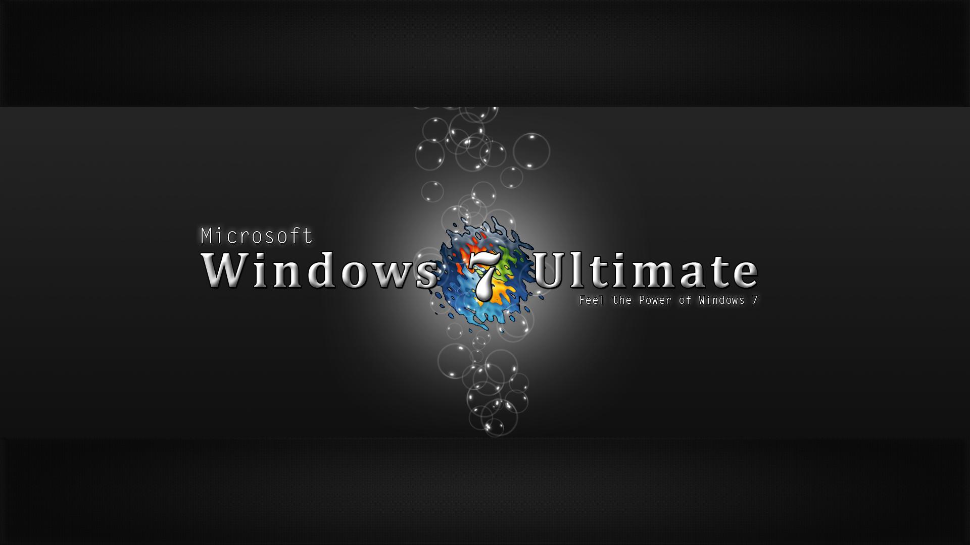 Windows 7 Wallpapers HD 3D For Desktop (50 Wallpapers
