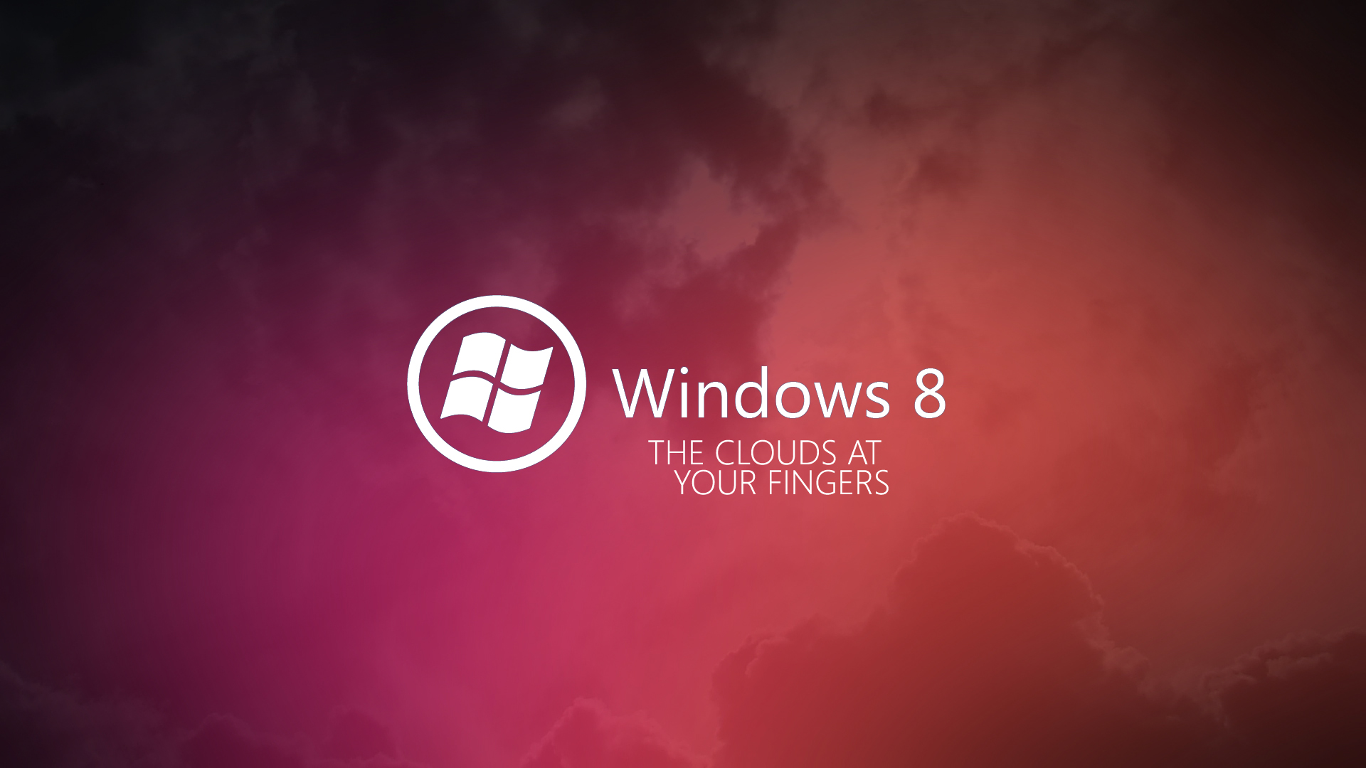 windows 8 beta fish wallpaper