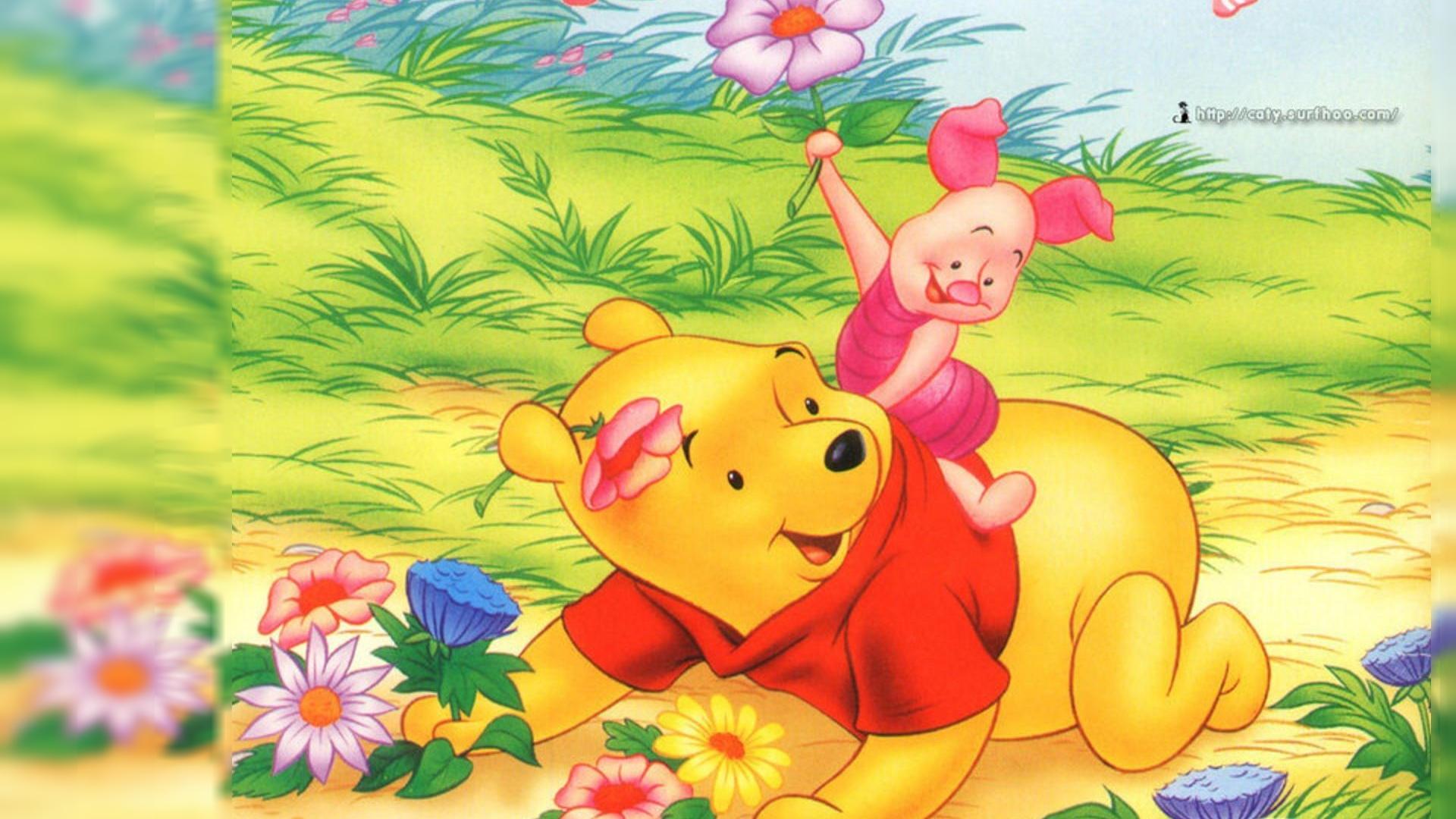 Classic Winnie The Pooh Wallpaper 1920x1080