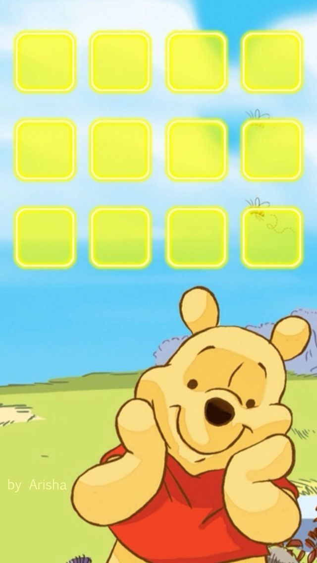 Pooh Bear Backgrounds Group