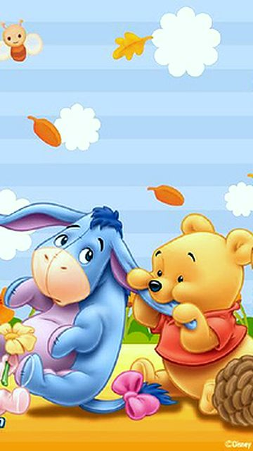 Download Free Mobile Phone Wallpaper Winnie The Pooh