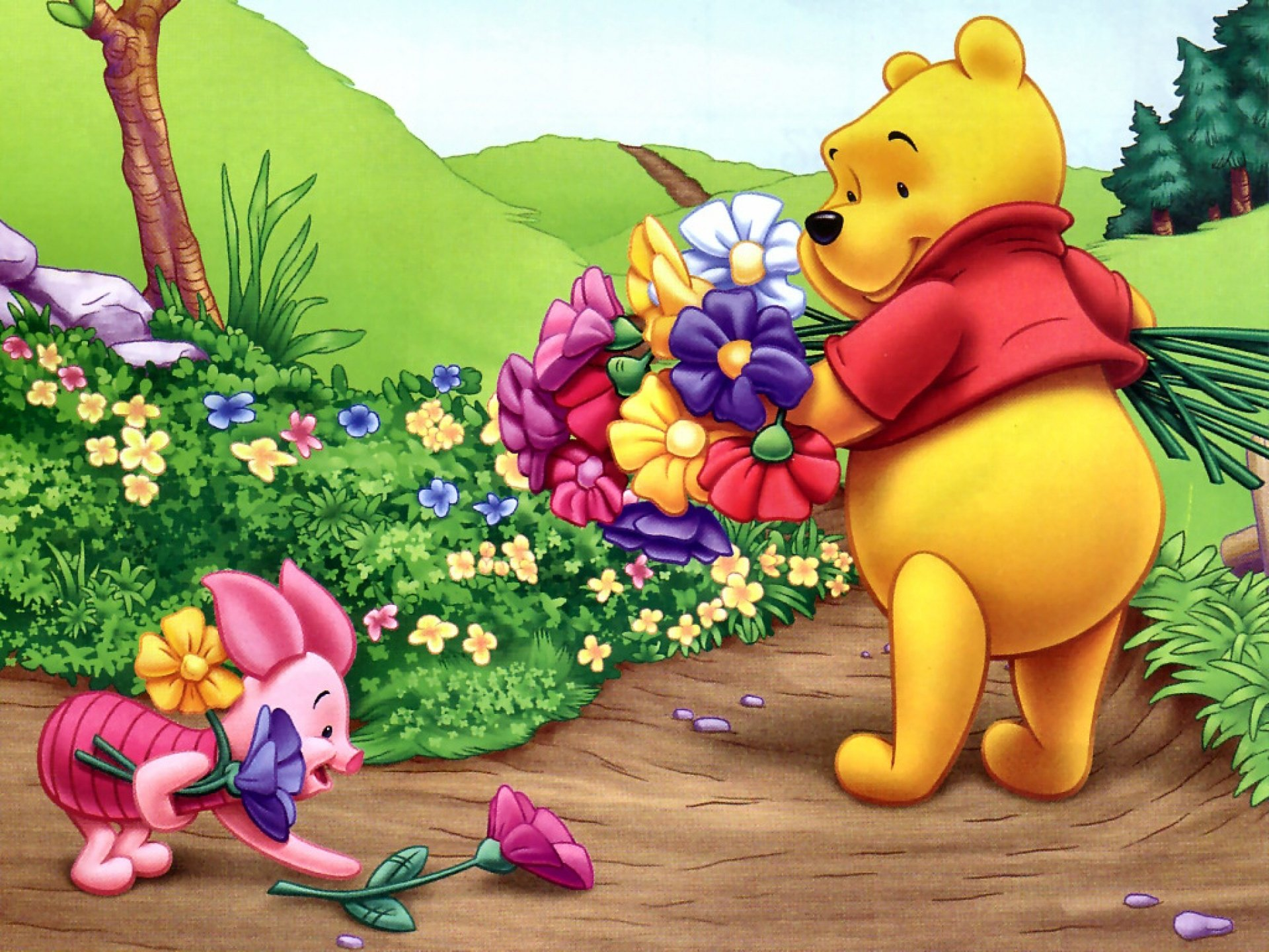 Winnie The Pooh HD Wallpapers Background Images Wallpaper