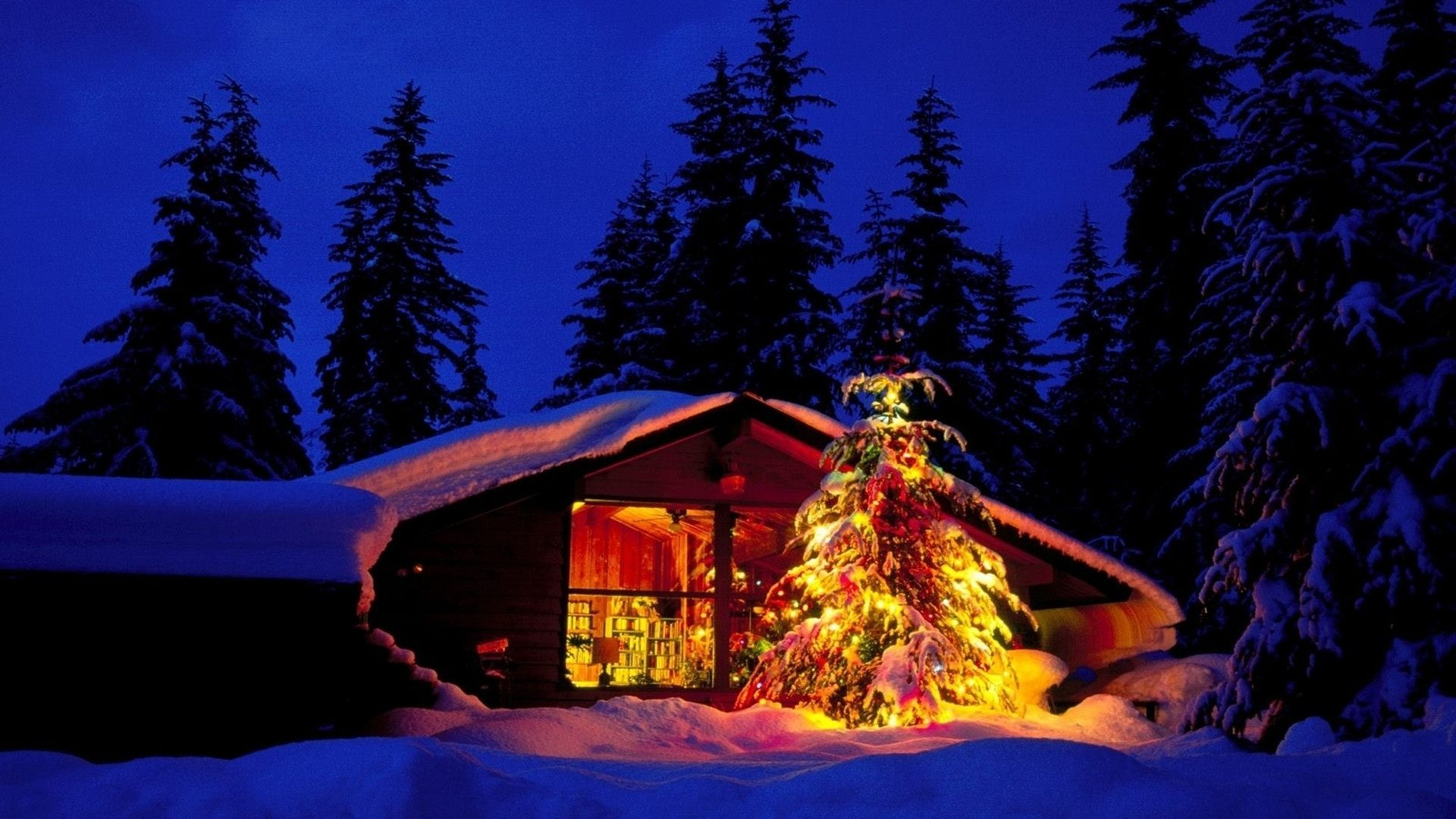 Winter Christmas Wallpapers 002