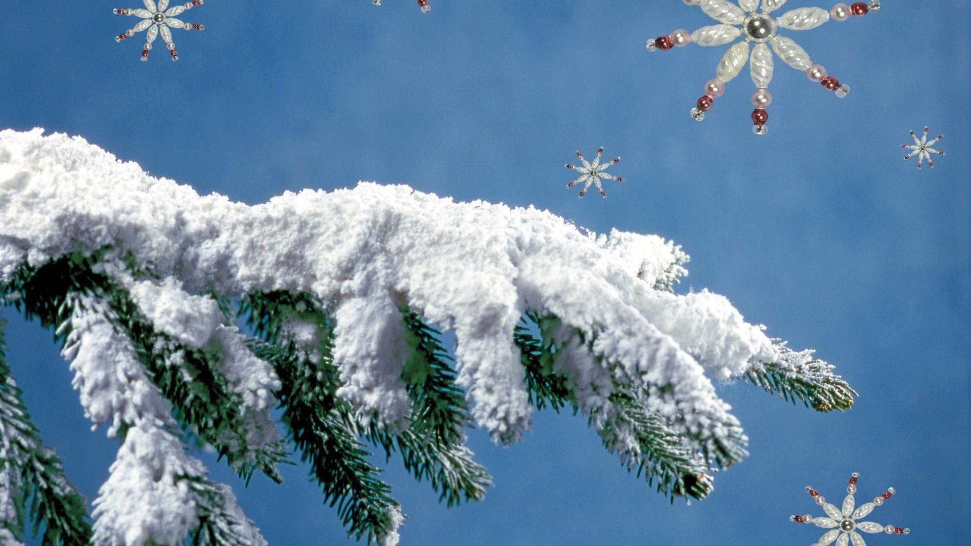 Winter christmas desktop backgrounds