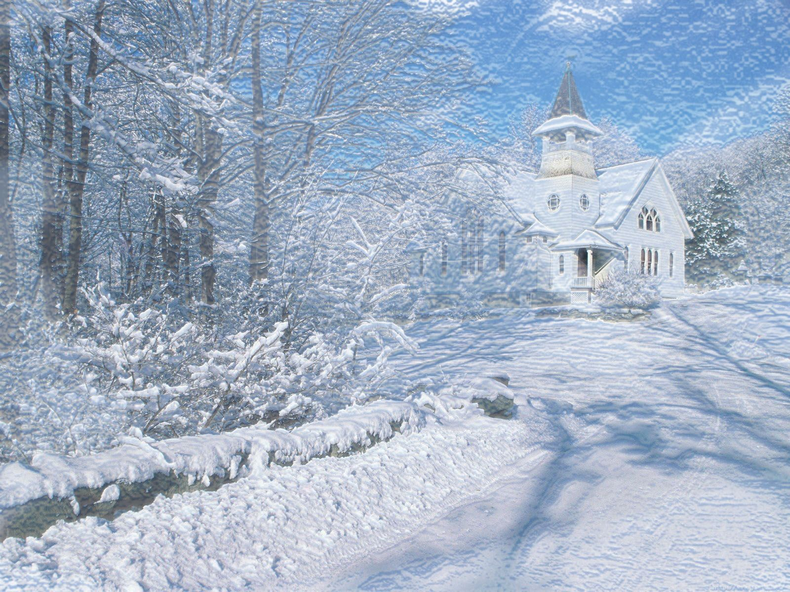 Live winter wallpaper for pc free download
