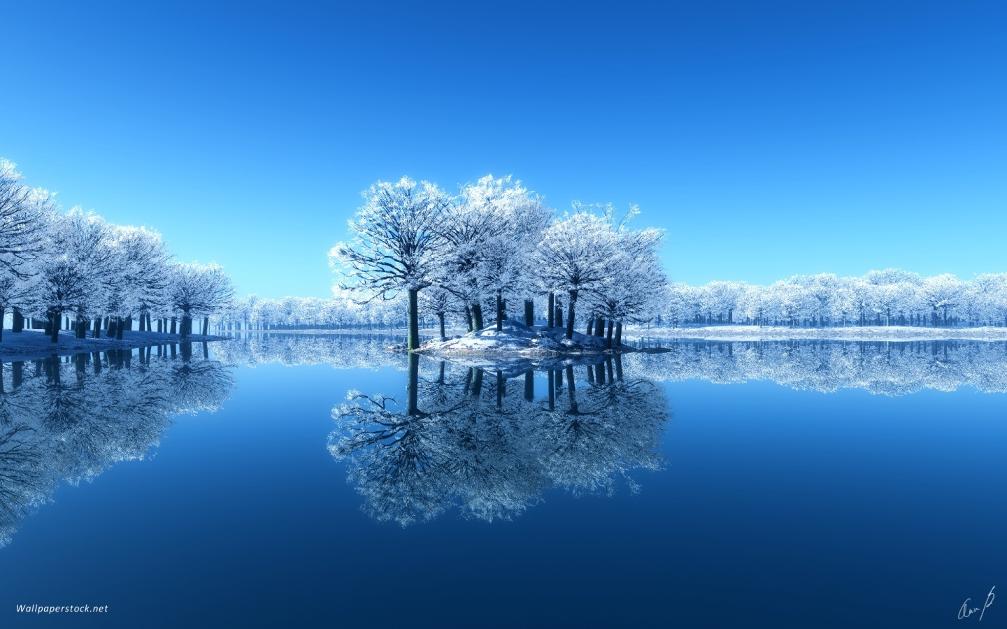 HD Winter Backgrounds  1440x900
