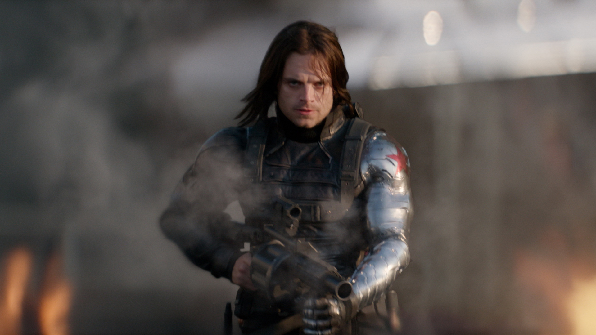 Nick Fury Captain America Winter Soldier Wallpapers For Mobile
