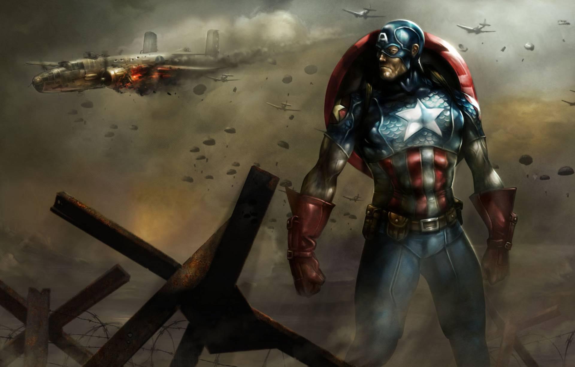 Captain America Chris Evans Winter Soldier Wallpaper Captain