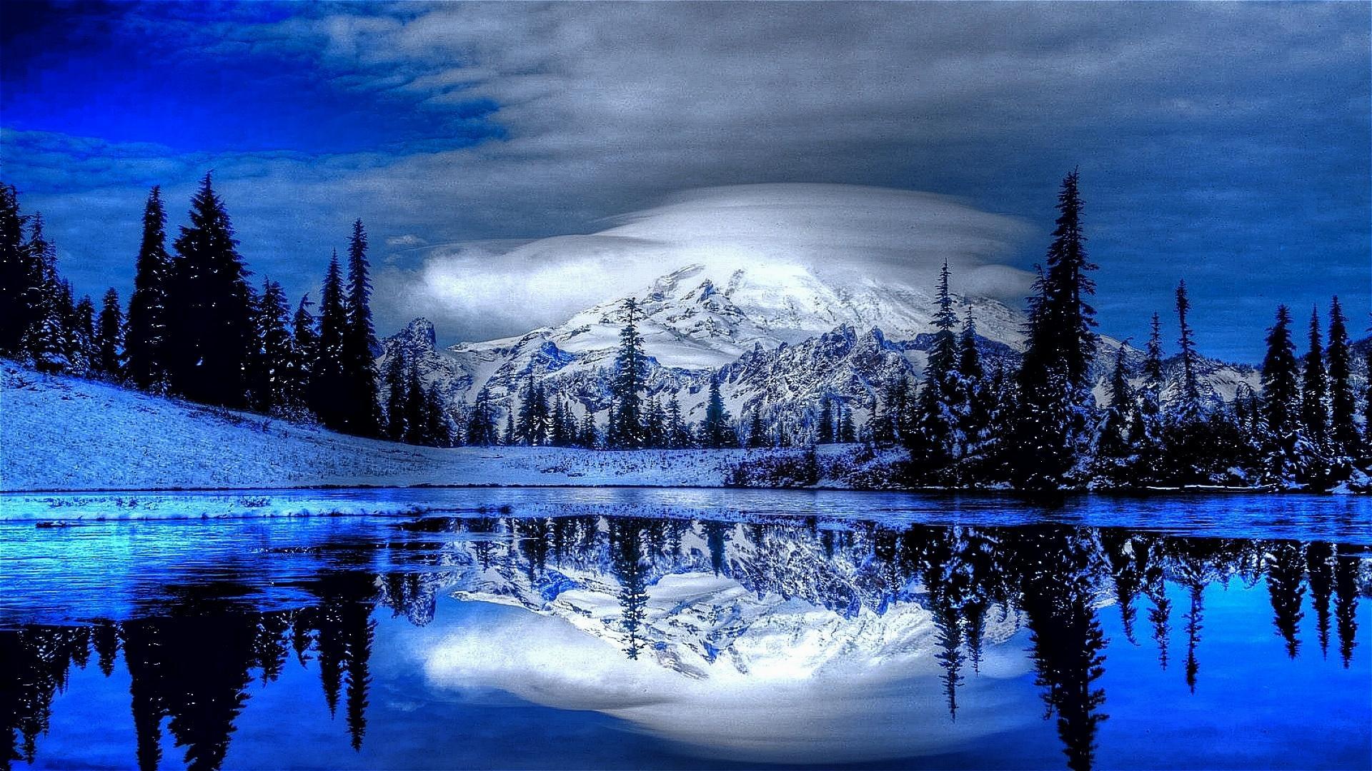 Winter Wonderland HD desktop wallpaper : High Definition ...