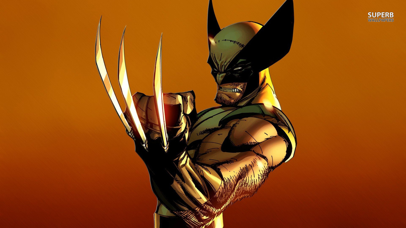 Comics Wolverine Wallpapers Hd Desktop And Mobile
