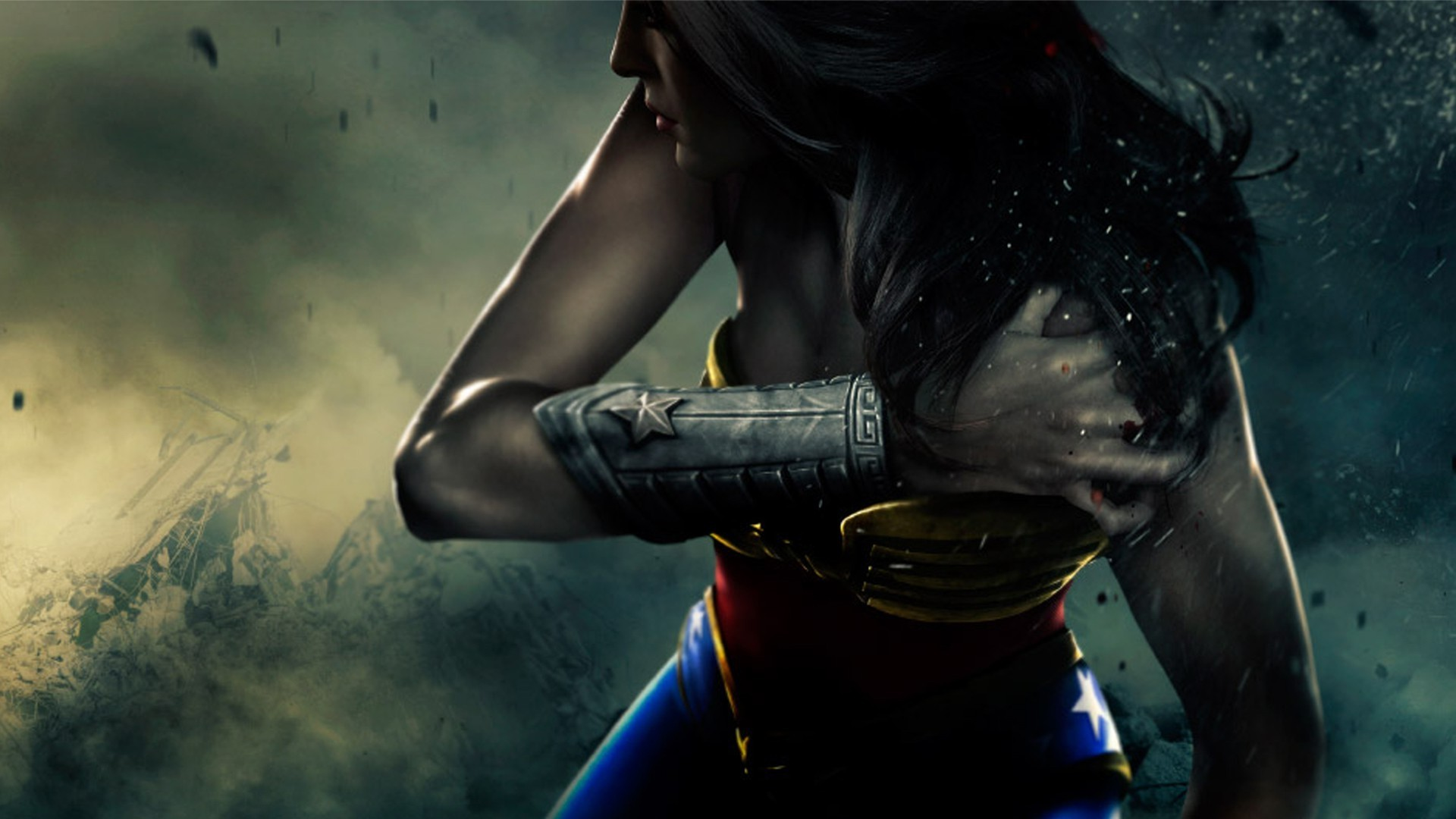 Wonder Woman HD Wallpapers for desktop download 1920x1080
