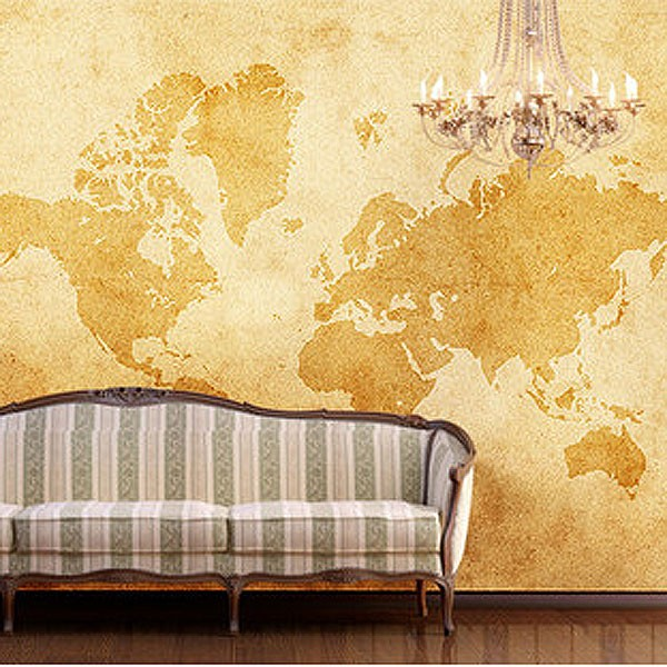 Index of wp contentuploadsworld map wallpaper mural world map wallpaper gumiabroncs Gallery