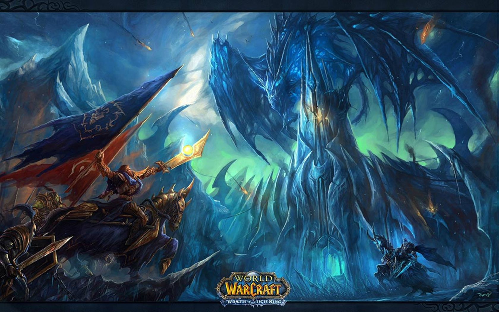 World Of Warcraft (WoW) Wallpapers (50 Wallpapers