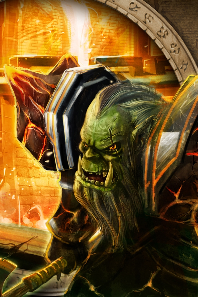 World Of Warcraft Cell Phone Wallpapers 17 Wallpapers