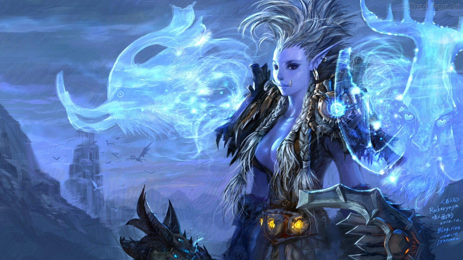 World Of Warcraft Wallpapers Photo ~ Sdeerwallpaper 1920x1080