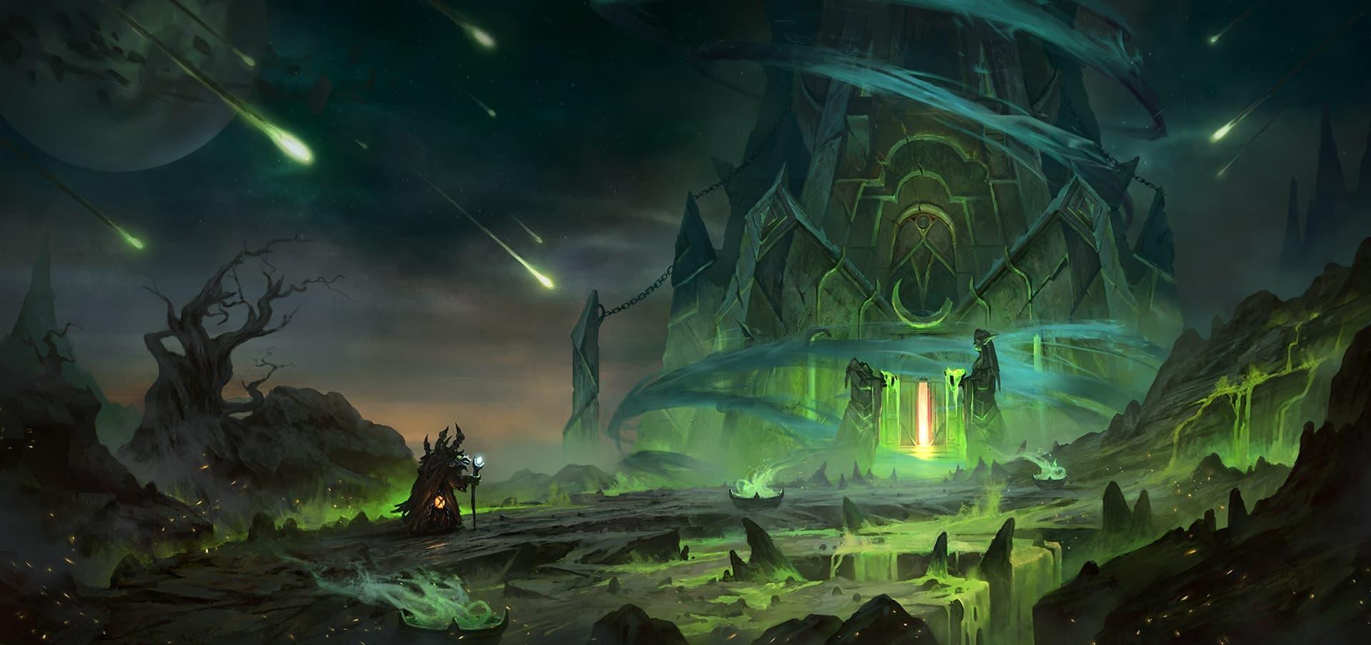 Legion World Of Warcraft Desktop Background Wallpaper Wallpapers