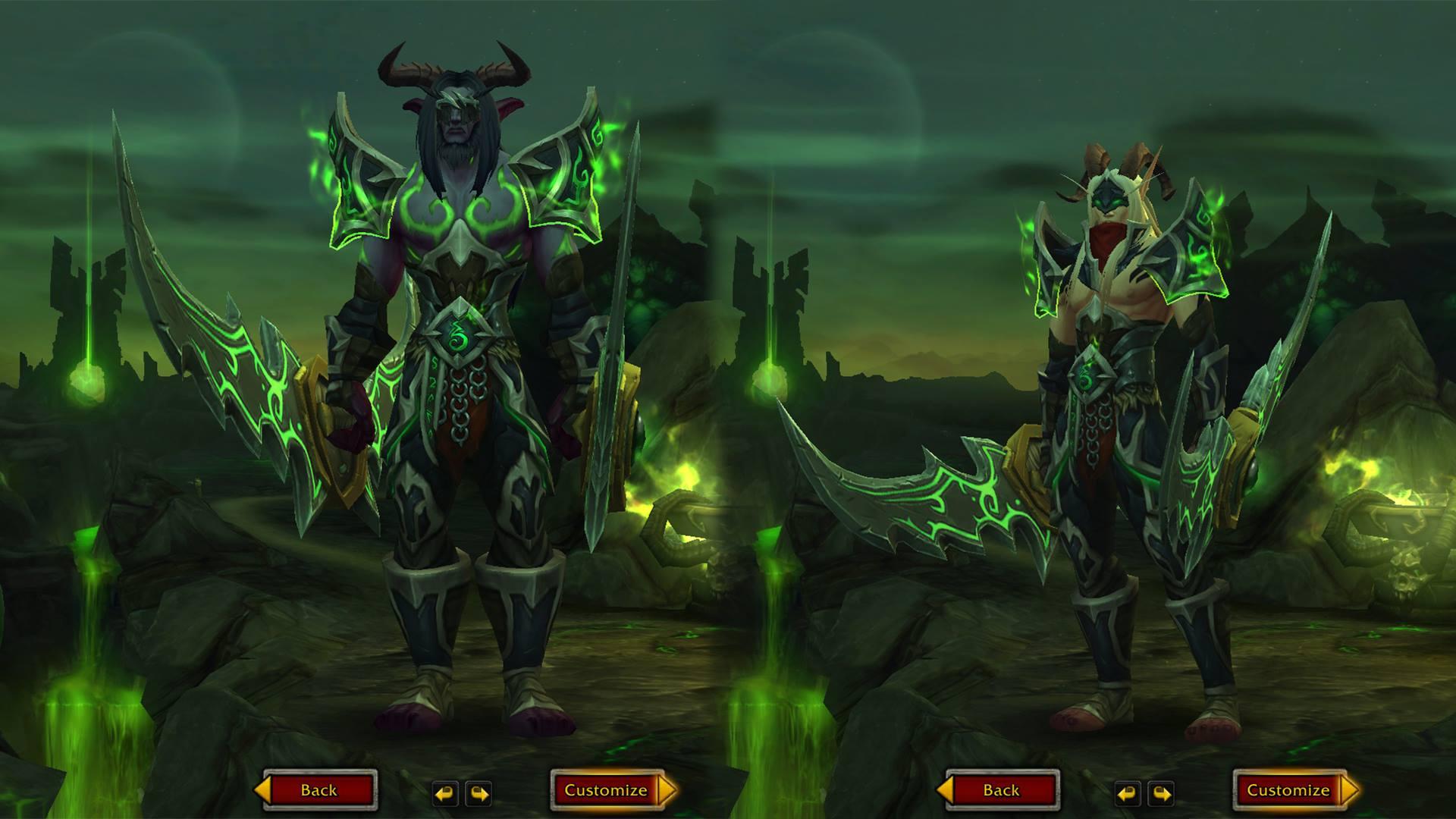 Wow Guldan Hd Desktop Wallpapers Wallpapers World Of Warcraft
