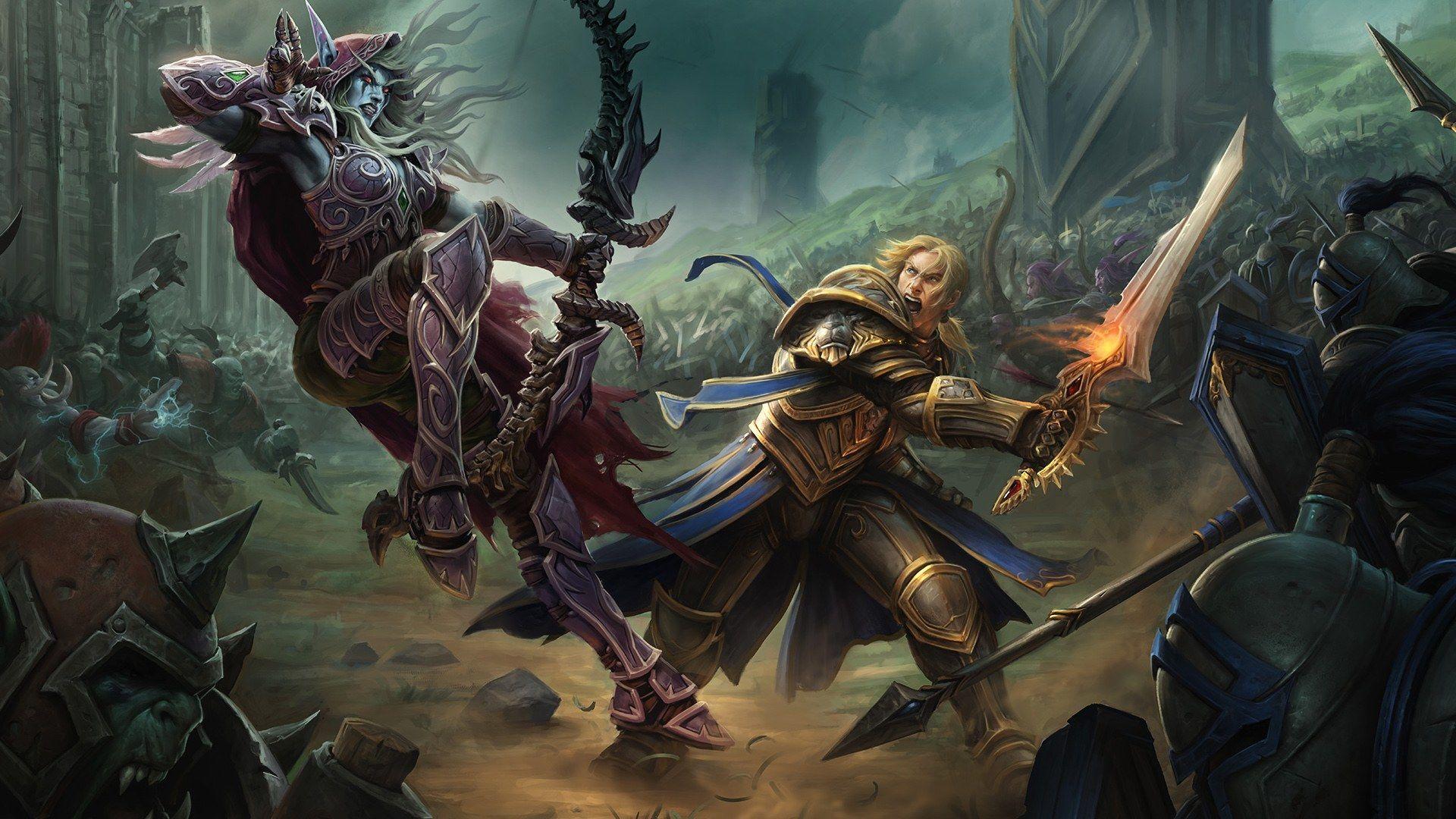 Horde Wallpaper Battle For Azeroth Labzada